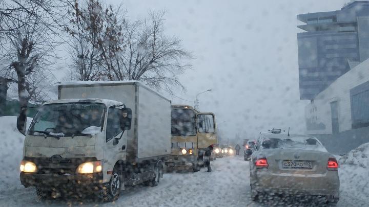 Дожди и плюсовая температура: синоптики Башкирии рассказали о погоде на начало новой рабочей недели