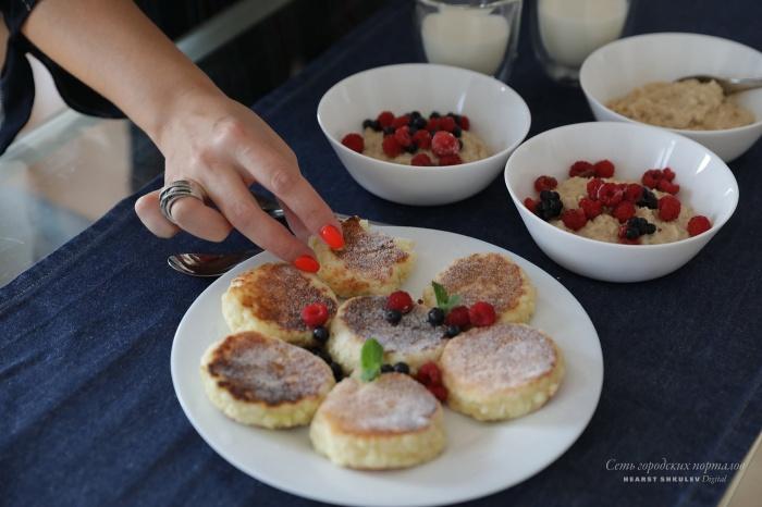 Вкусный, красивый и простой завтрак на всю семью