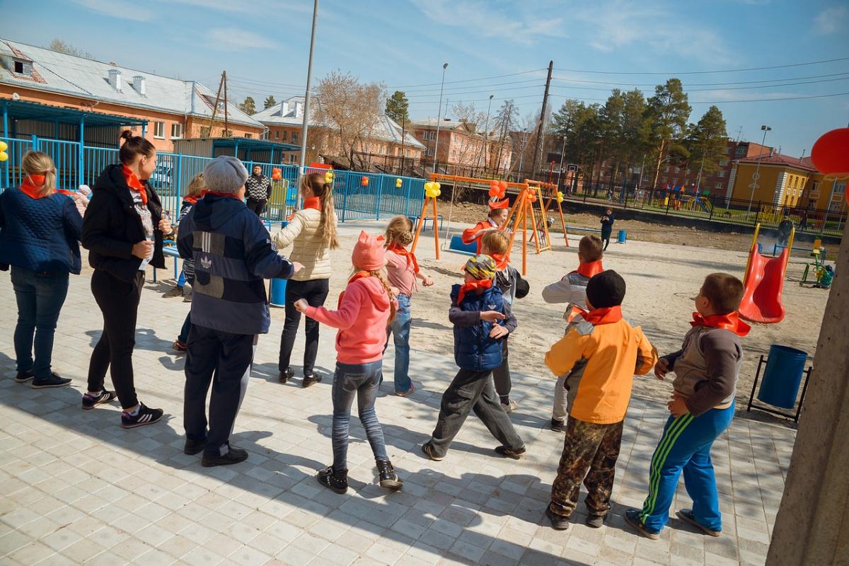 В ЖК «Рудный» переезжает много семей с маленькими детьми