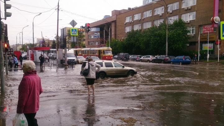 Будет тариф, как за ЖКХ: ливнёвку Екатеринбурга реконструируют за счёт бизнесменов