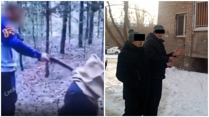 «Заставили бизнесмена выстрелить в человека и сняли это на видео». Осудили участника тюменской банды