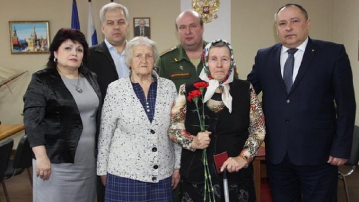«Отразил 7 атак и убил 11 немцев»: в Волгограде награда нашла защитника Сталинграда спустя 78 лет
