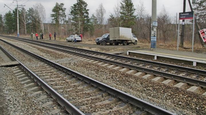 Под Екатеринбургом грузовой поезд насмерть сбил трёхлетнего мальчика