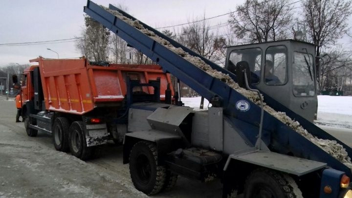 Мэрия Уфы: снегоуборочная техника изношена на 83 процента