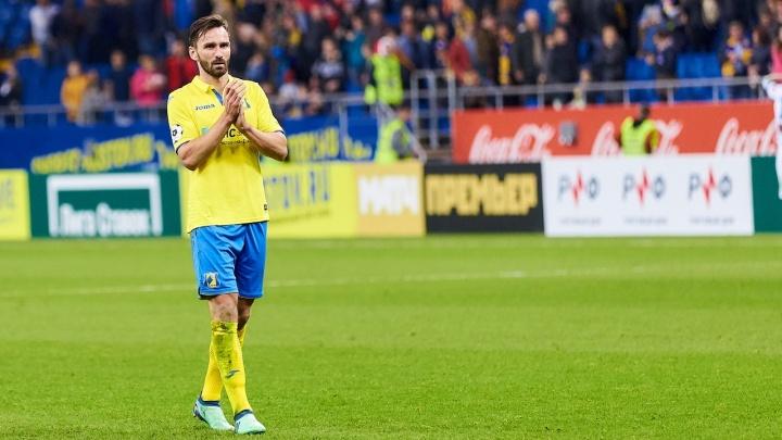Защитник ФК «Ростов» может перейти в другой клуб