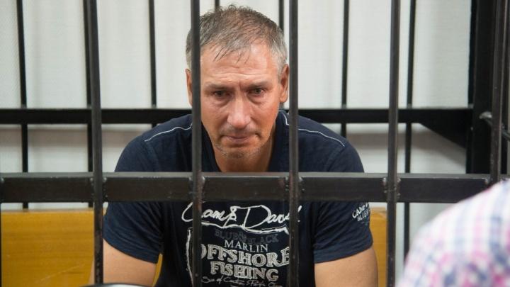 Арестованного лодочника Леонида Жданова отправили под домашний арест