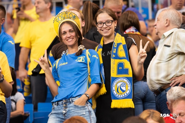 Следующий матч желто-синих пройдет на «Ростов Арене»