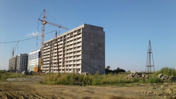 Жильё для 800 семей: в Челябинске стало меньше на пять долгостроев