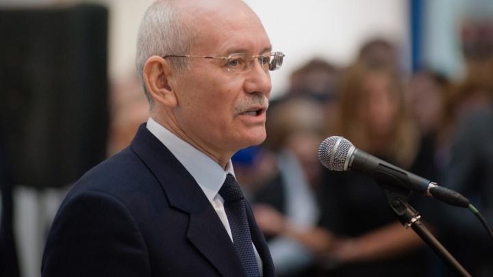 Глава Башкирии Рустэм Хамитов наградил орденом бывшего замруководителя своей администрации