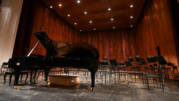 В Пермском оперном появилась акустическая ракушка стоимостью 23 миллиона рублей