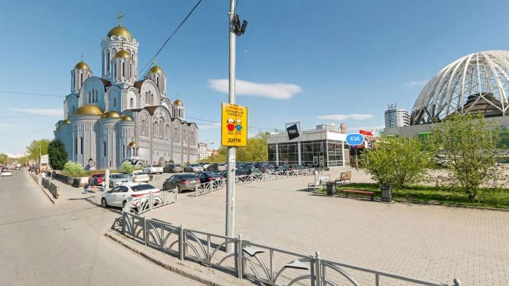 Где его все-таки построить: архитекторы придумали, как выбрать место под храм Святой Екатерины