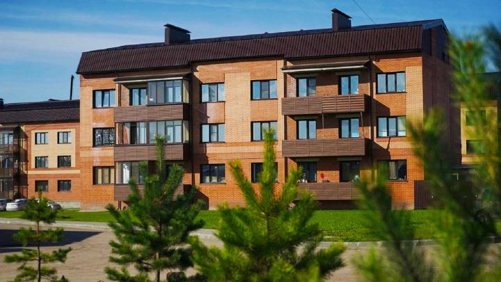 Большим семьям — квартиры с террасами: в популярном микрорайоне продают жилье по доступным ценам