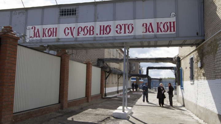 В Зауралье кинолога УФСИН обвинили в проносе запрещённых веществ заключённому
