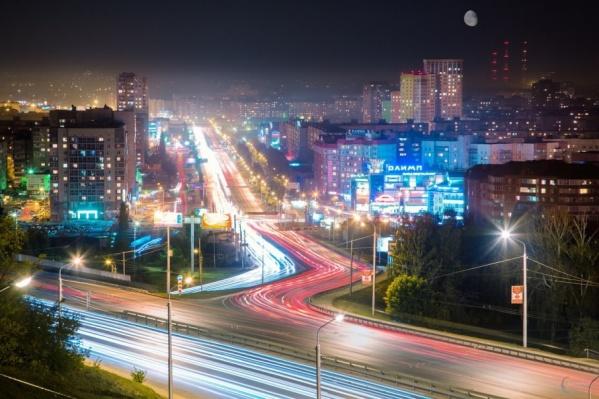 Уфимские улицы опять останутся без света
