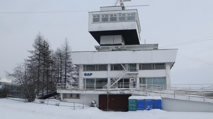 «Стоит пустой и одинокий»: в Архангельске покажут спектакль в здании Морского речного вокзала