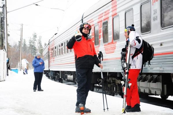 На новогодних праздниках «Зимняя сказка» сделает два заезда