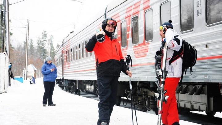 «Экспресс-Пригород» начал продавать билеты на поезд-отель до Шерегеша