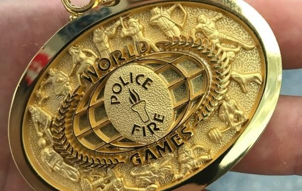 Красноярский полицейский взял «золото» на соревнованиях по дзюдо в Лос-Анджелесе