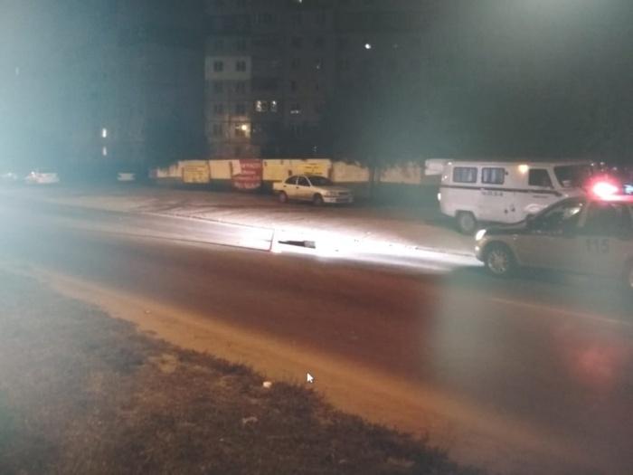 Смертельное ДТП случилось недалеко от остановки «Школа  № 174»
