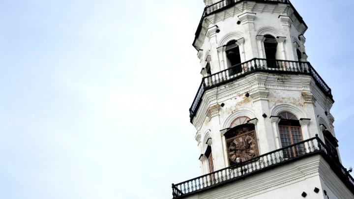 В Невьянске отремонтируют один из главных символов Свердловской области — наклонную башню