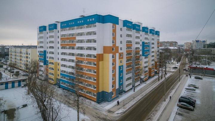 Новый год в новой квартире: началось заселение дома по улице Костычева от группы компаний ПЗСП