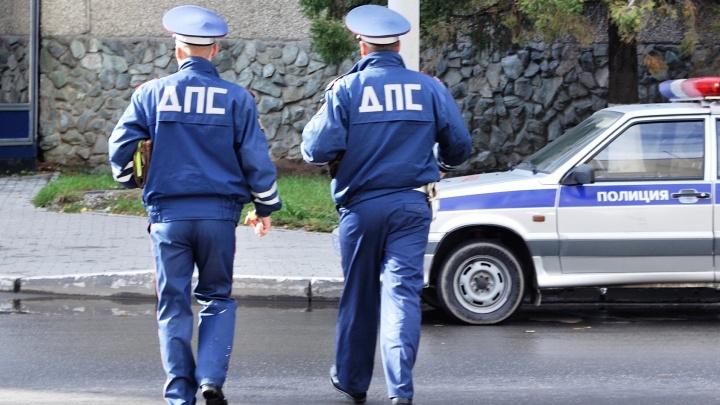 В Екатеринбурге пьяный водитель, уходя от погони, попытался спрятаться в ресторане