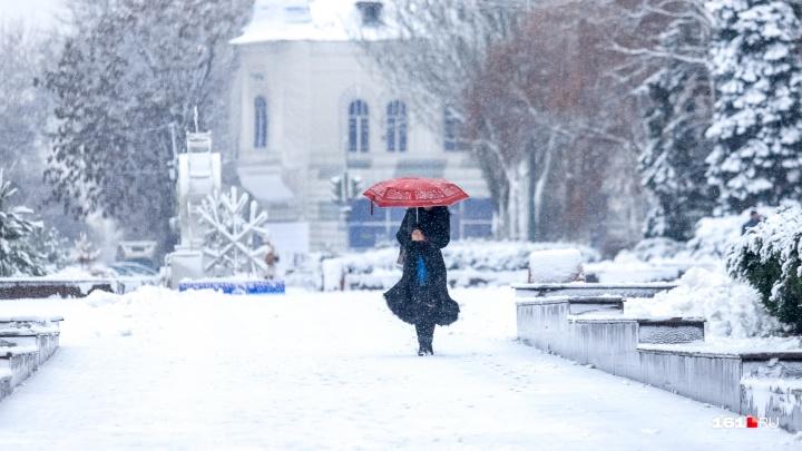 Зима продолжается: какая погода ждет Ростов на 23 Февраля