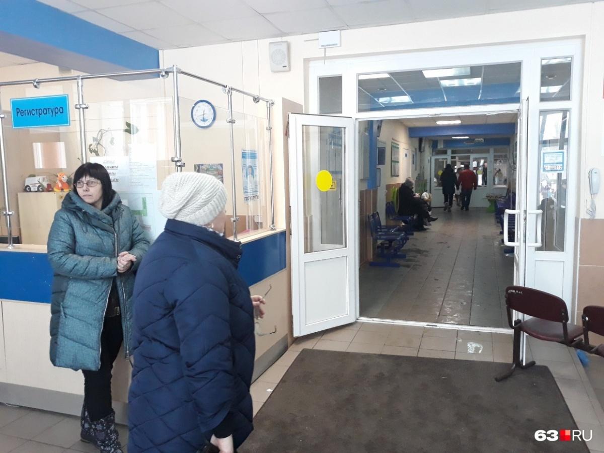 В больнице Ивановой ежегодно лечатся более 50 000 маленьких пациентов