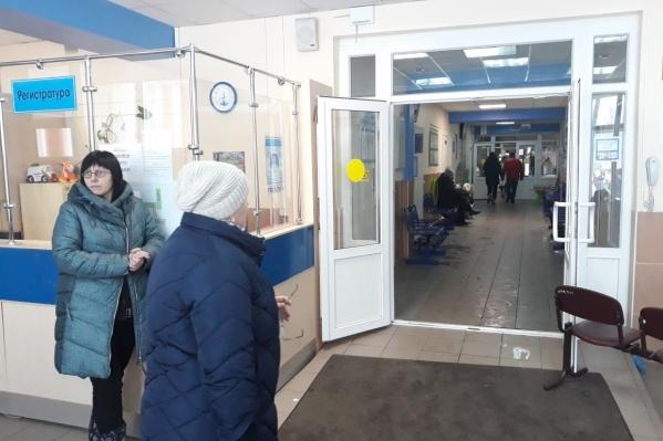"""В больнице Ивановой ежегодно лечатся более <nobr class=""""_"""">50 000</nobr> маленьких пациентов"""