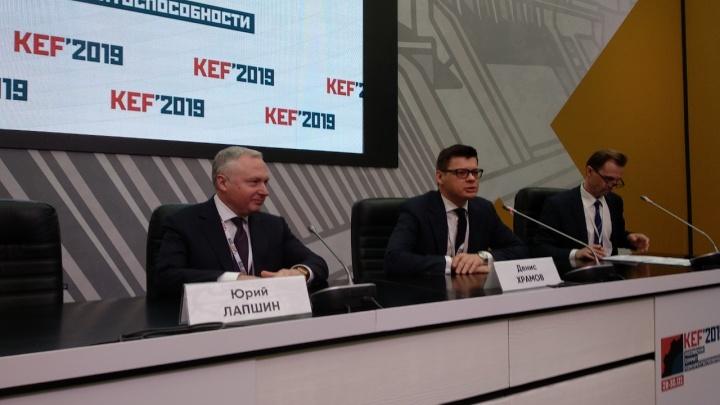 Председатель правительства Лапшин рассказал, когда в Красноярске станет легче дышать