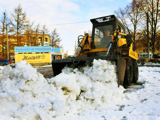 Снегопад начнётся в начале недели и будет идти все праздники