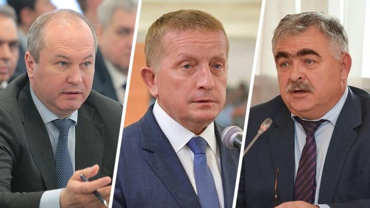 Крым, Испания и Липецк: рассказываем, где сейчас находятся бывшие донские чиновники