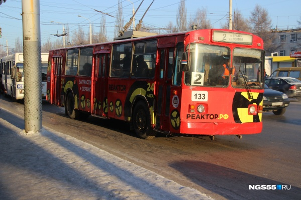 Движение троллейбусов пообещали восстановить совсем скоро