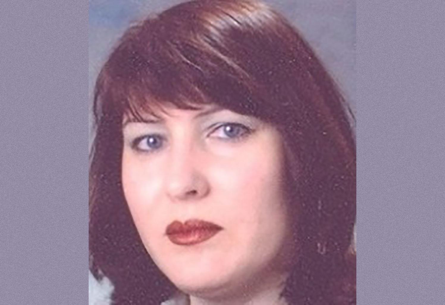 Учительница по русскому языку школы № 24 Марина Заболотная