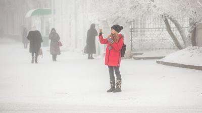 30-градусный холод подступает к Красноярску