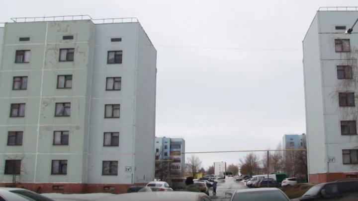 Под Самарой в военном поселке отключилось электричество