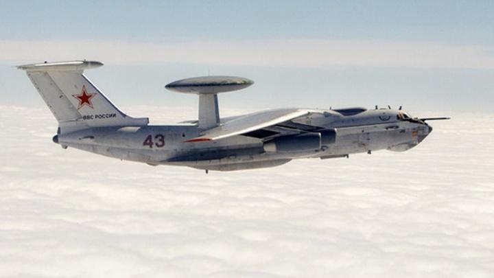 Таганрогский авиазавод передал ВКС России самолет дальнего радиолокационного обнаружения А-50У