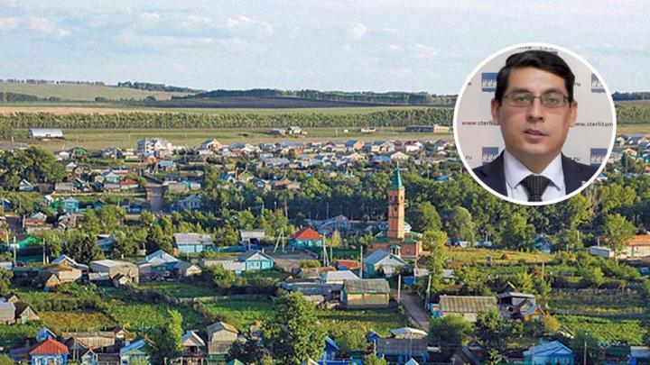 Кадровые перестановки:глава администрации Стерлибашевского района Башкирии покинул свой пост