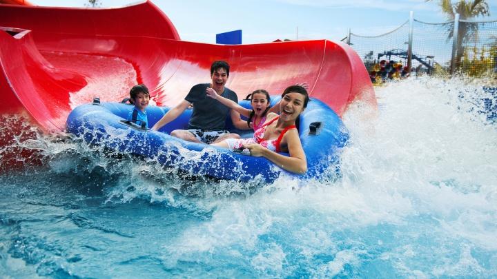 «Мама, я в Дубай»: арабский аквапарк из Lego ждёт семьи замерзших пермяков