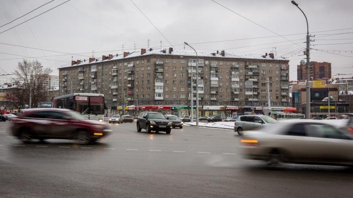 Кольцо — главное: схема проезда всех площадей-колец Новосибирска