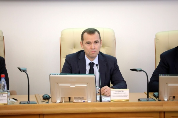 Вадим Шумков отметил, что для полного «выздоровления» экономики Зауралья «понадобятся годы упорного труда»
