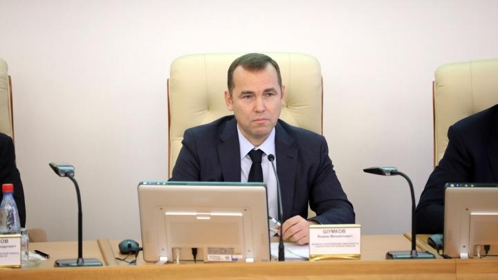 Вадим Шумков сравнил экономику Зауралья с выздоравливающим человеком