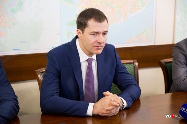 Мэр Ярославля Владимир Волков выступит с отчётом о работе за 2018 год 5 июня в муниципалитете