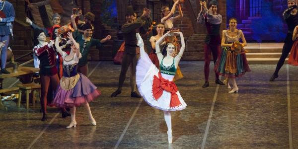 Самарский балет «Эсмеральда», номинированный на «Золотую маску», покажут в Москве