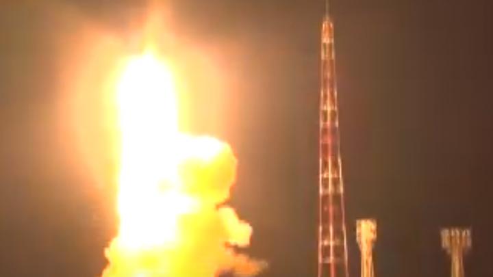 Минобороны опубликовало момент запуска ракеты, переполошившей Челябинск