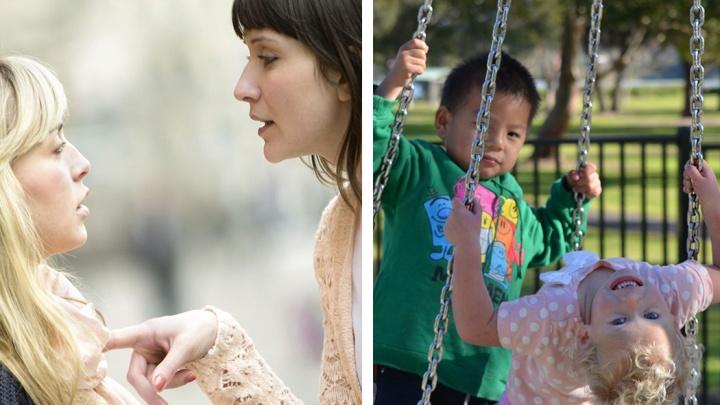 Исчадие сада: как заставить чужого ребенка уступить вашему качели и выжить в чате родителей 2 «Б»