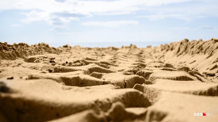 За добычу песчаника на пастбище осудили жителя Ростовской области