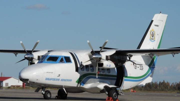 В Хабаровском крае разбился пассажирский самолет. Погибли шесть человек