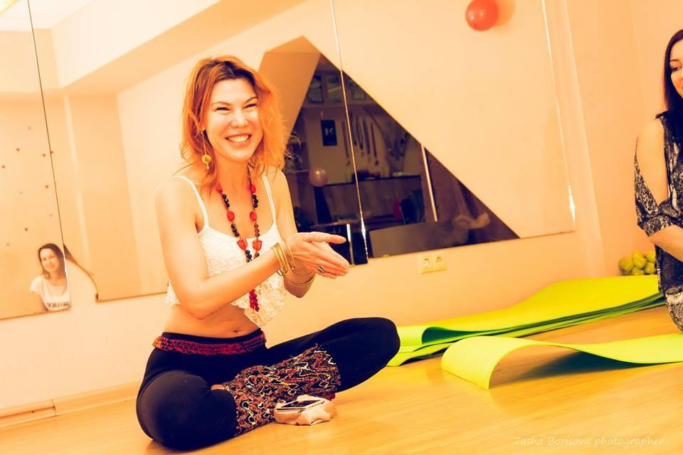 Ирина Бочарова советует женщинам танцевать, хорошо расслабляться и вовремя отключать мозг