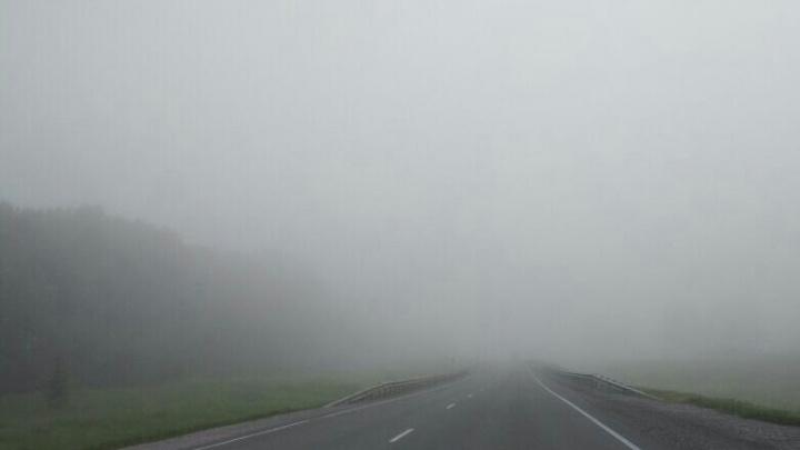 Новосибирцев предупредили об опасном явлении на дорогах